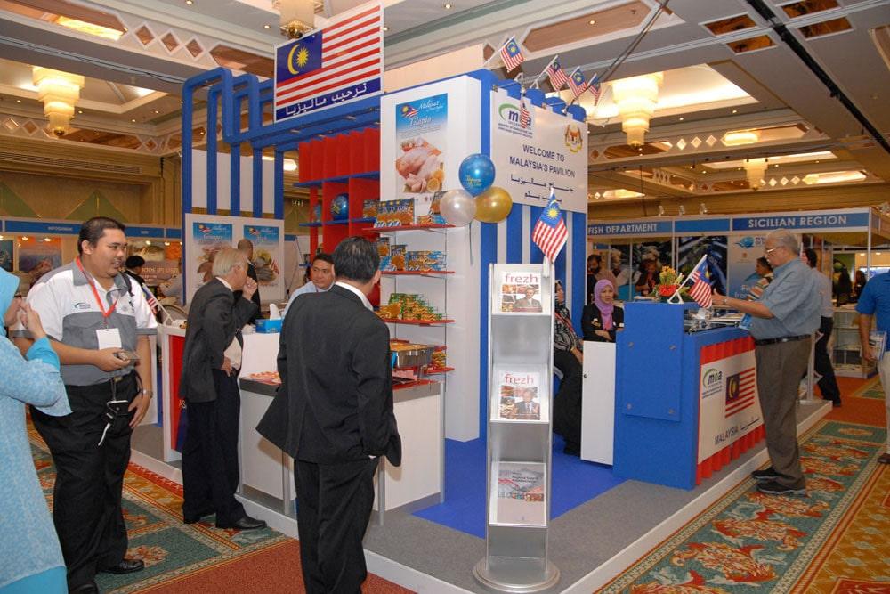 Exhibition Stand Builders Sharjah : Exhibition stand contractors dubai best